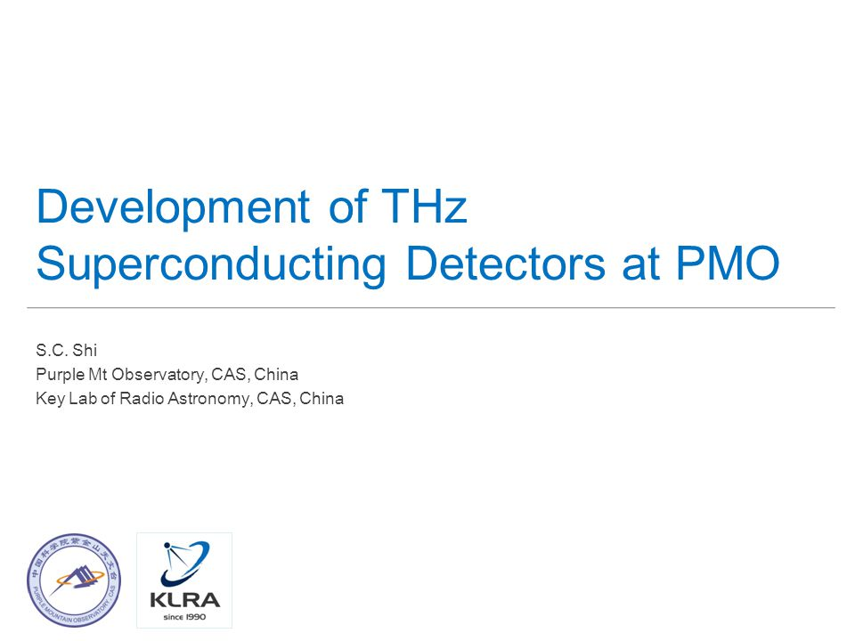 Conclusion Atmospheric transmission from 0.75-15 THz measured directly ever at Dome A, which is a rather promising site for THz astronomy, First generation instrument for DATE5 telescope will be two heterodyne receivers, and a 32x32 superconducting imaging array at 350  m (TeSIA) is under development, TeSIA is developed with TES and MKIDs, with TESs demonstrating a dark NEP better than 10-16 and MKIDs a reasonably high quality factor, Prototype imaging array (850  m ) will be demonstrated on POST in 1~2 years.