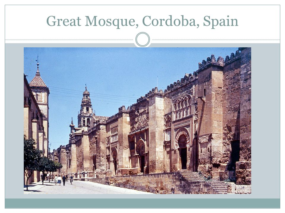 Great Mosque, Cordoba, Spain