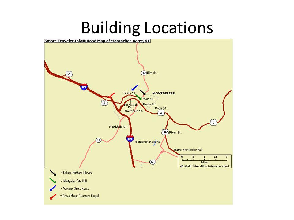 Building Locations