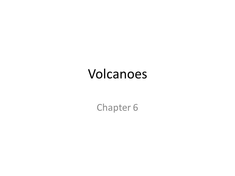 Volcanoes Chapter 6