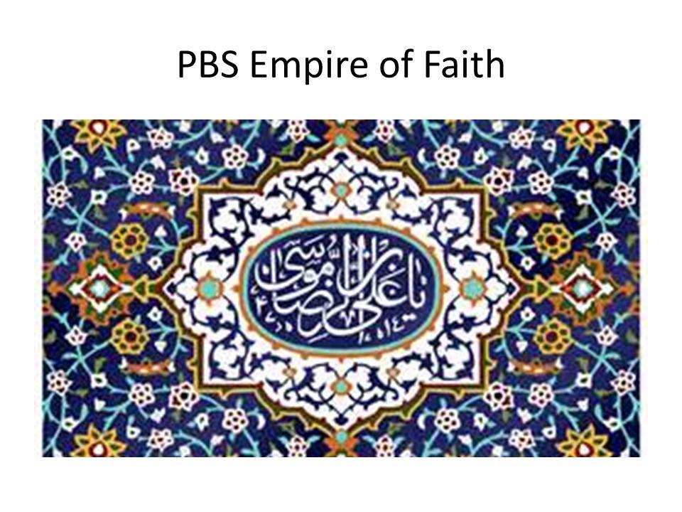 PBS Empire of Faith