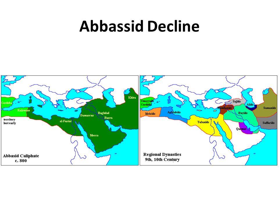 Abbassid Decline