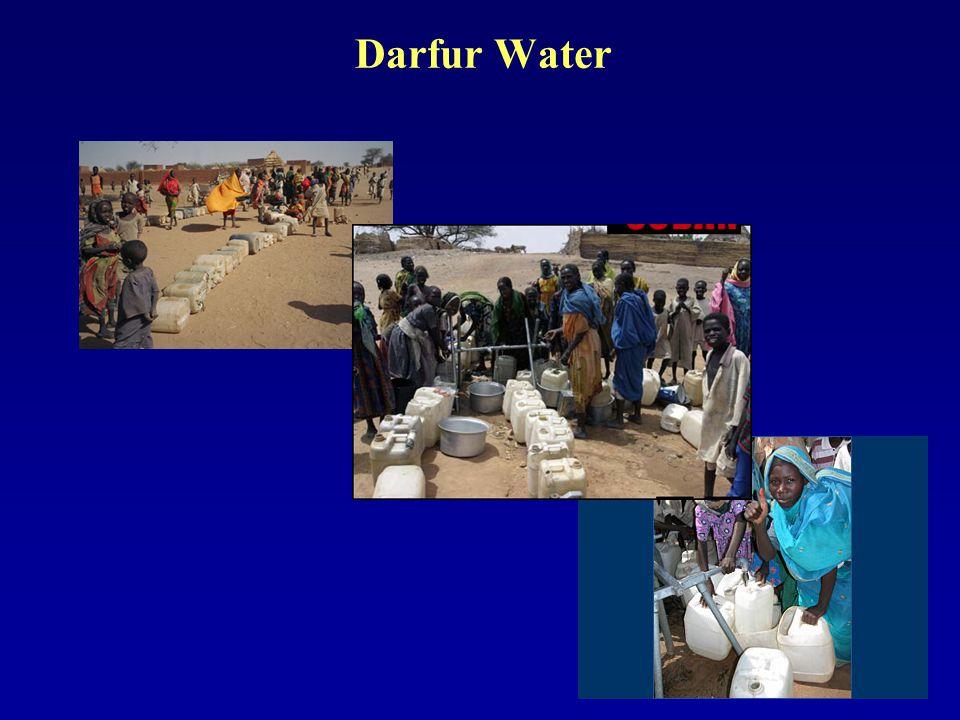 Darfur Water