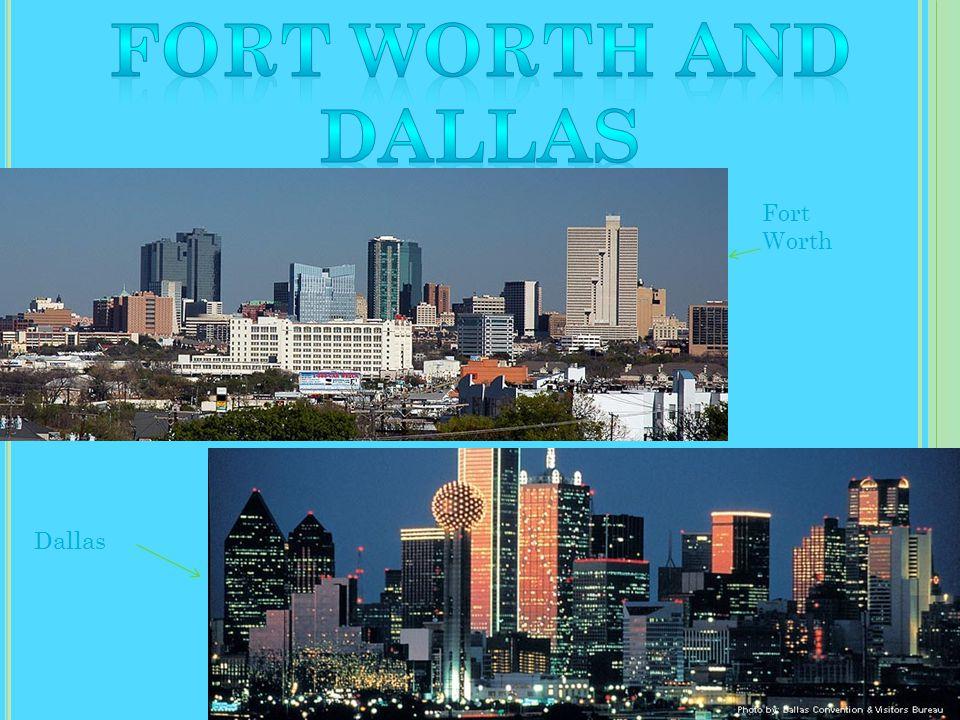 DALLAS Fort Worth Dallas