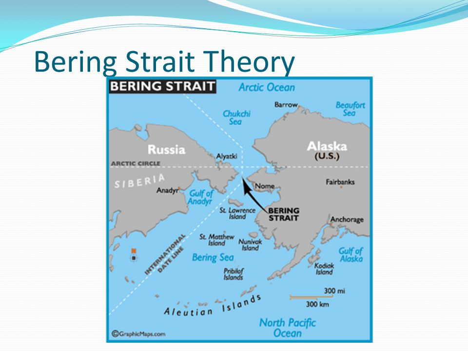 Bering Strait Theory