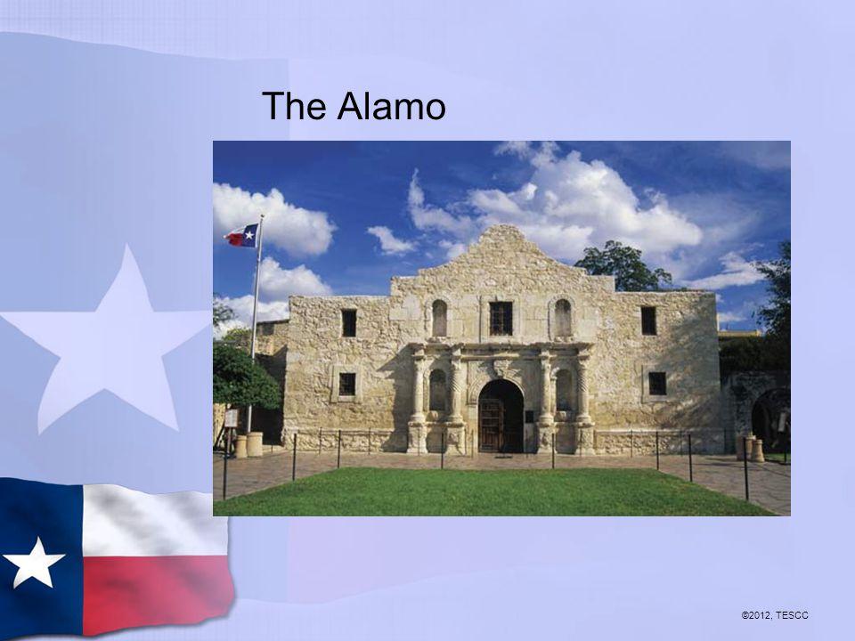 The Alamo ©2012, TESCC