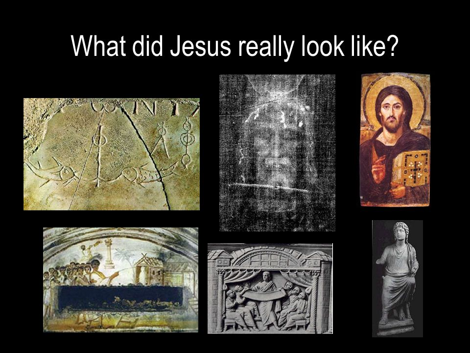 What did Jesus really look like