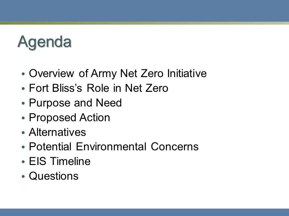 Why Net Zero.Increase energy & water security.