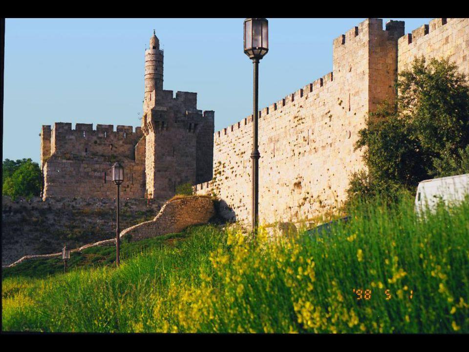 Jerusalem, mostly recently Photographed by Jair (Yair) Moreshet, 1967-2005