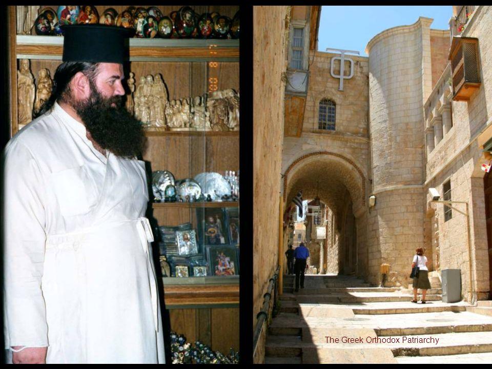 The Greek Orthodox Patriarchy