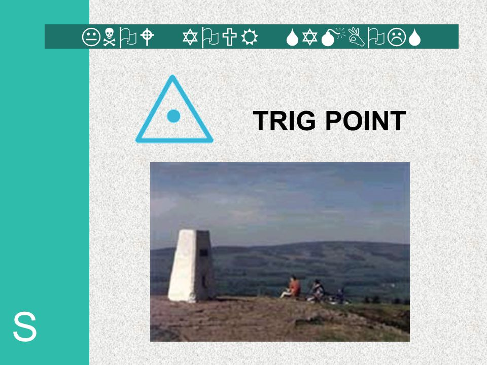 S TRIG POINT