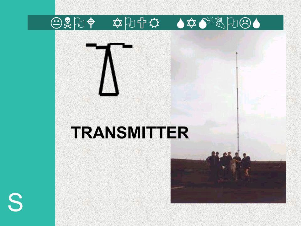 S TRANSMITTER