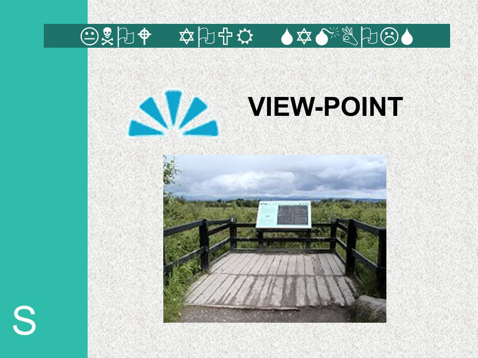S VIEW-POINT