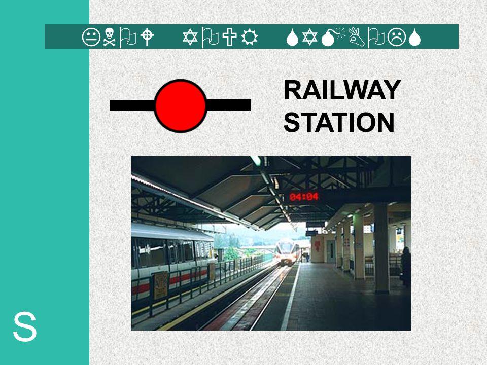 S RAILWAY STATION