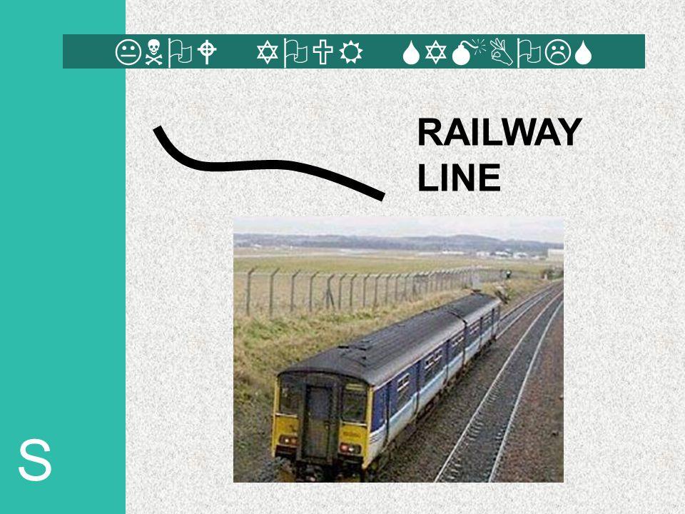S RAILWAY LINE