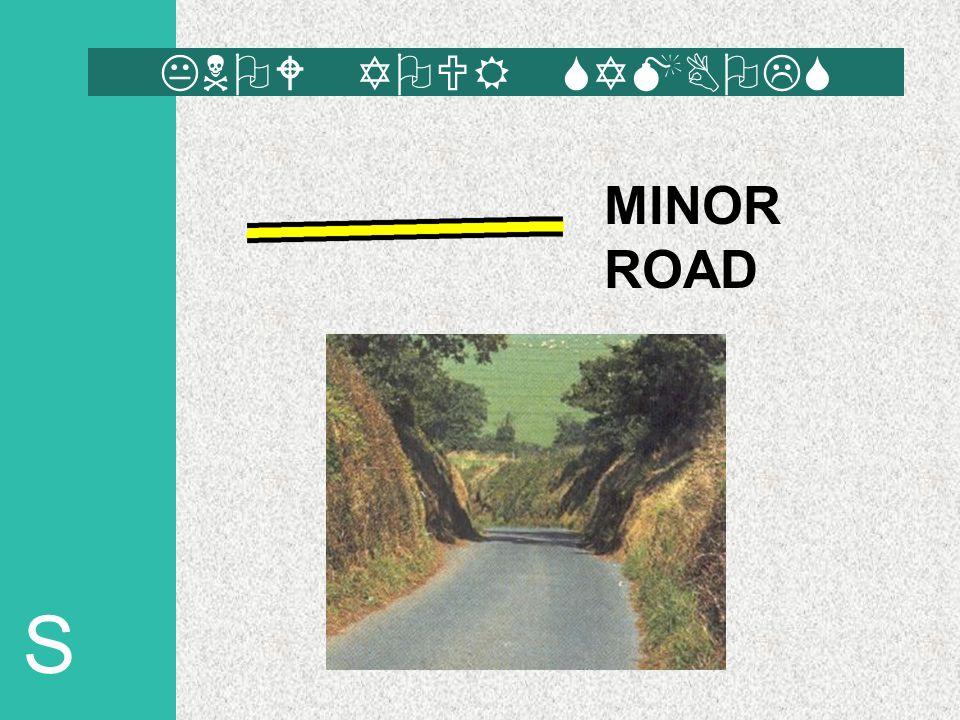 S MINOR ROAD