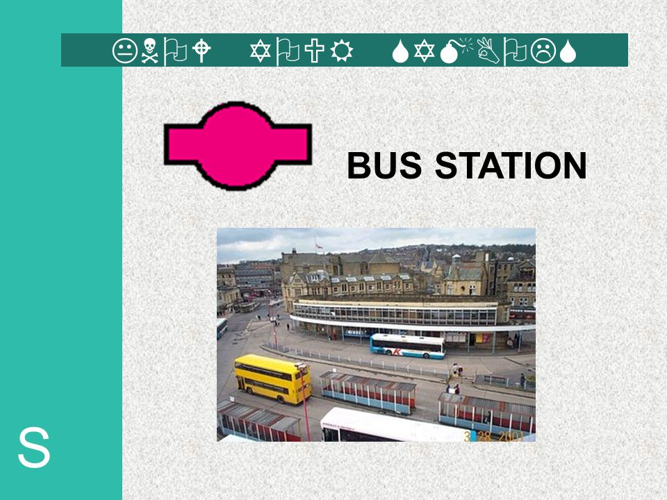 S BUS STATION