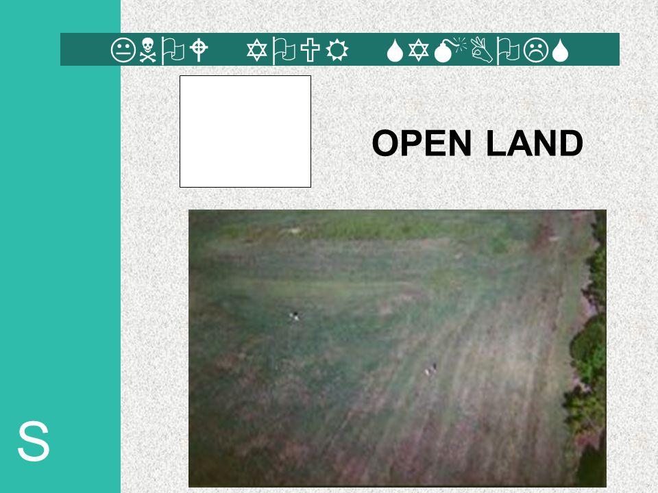 S OPEN LAND
