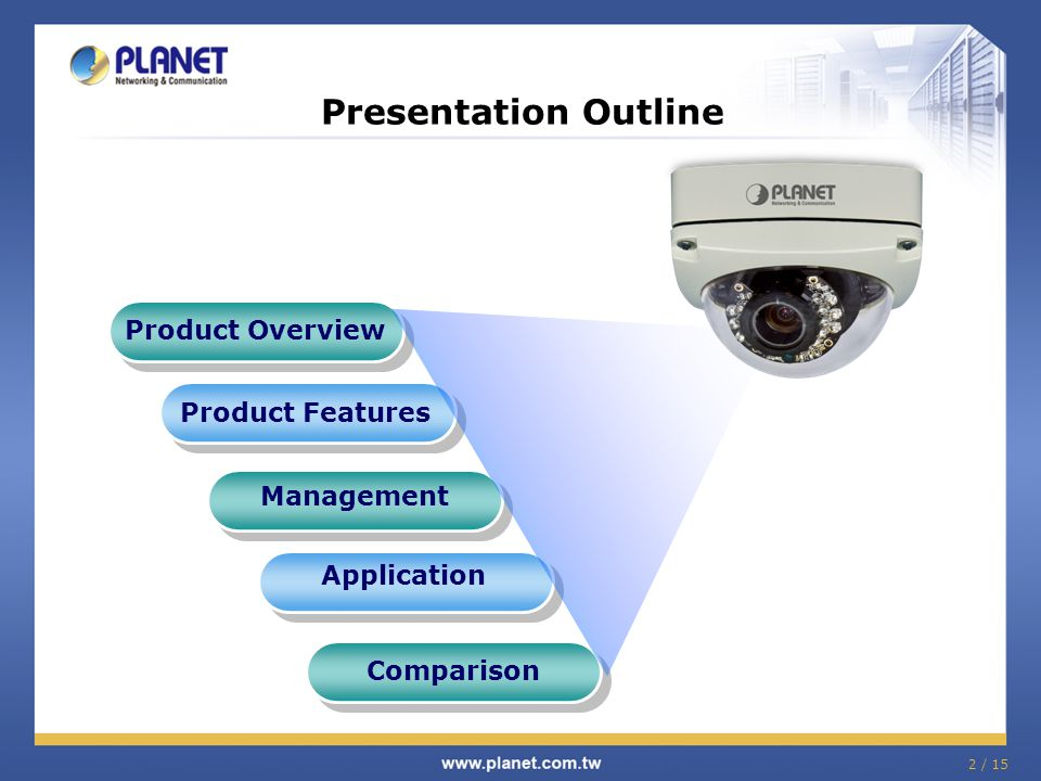 3 / 15 2 Mega-Pixel Dome Type Solution Outdoor Indoor 1.3MP to 2MP ICA-HM135 ICA-HM130 ICA-HM136 ICA-HM830 ICA-HM131/R