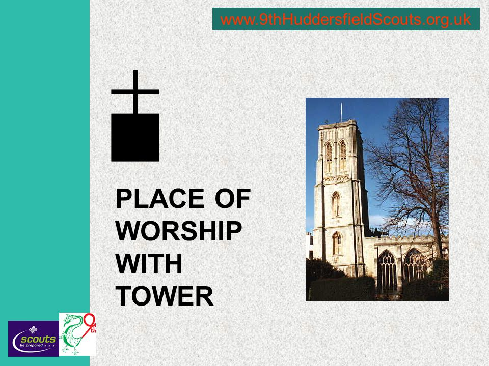 PLACE OF WORSHIP WITH TOWER