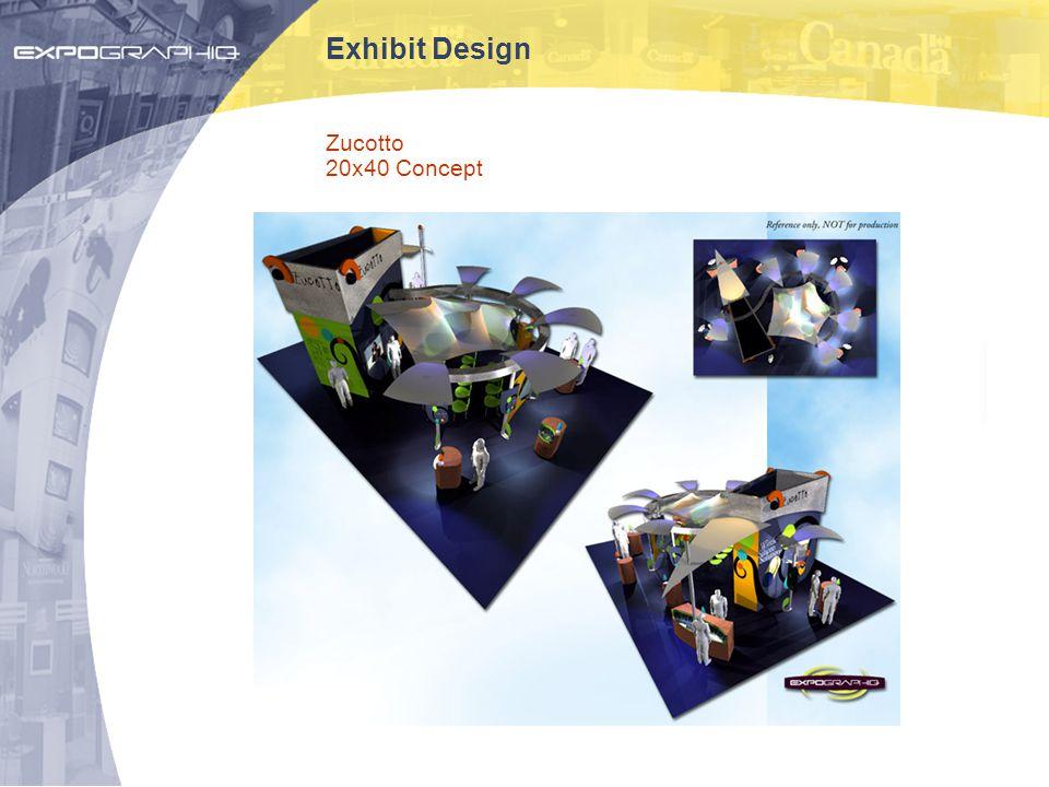 Exhibit Design Zucotto 20x40 Concept