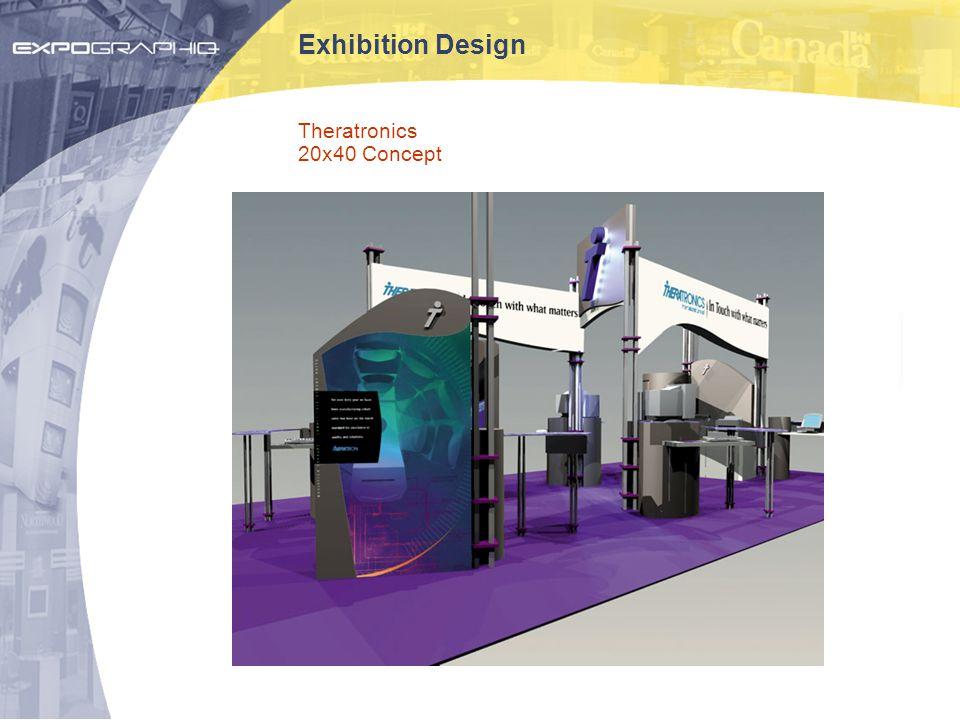 Exhibition Design Theratronics 20x40 Concept