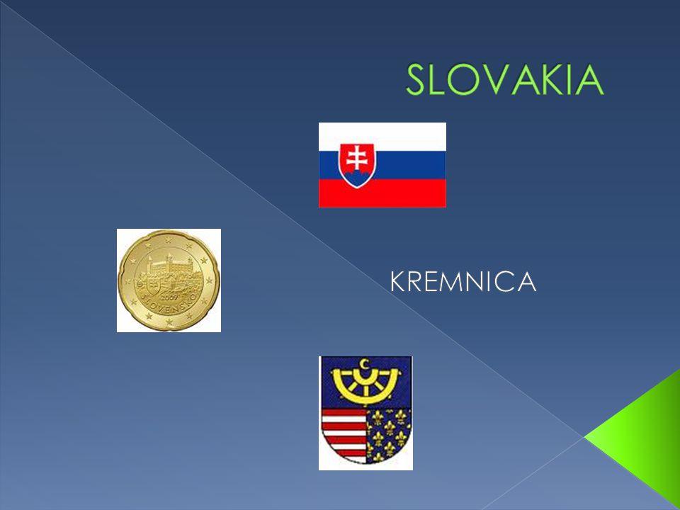 On the map of Europe Slovakia looks like a small dot.