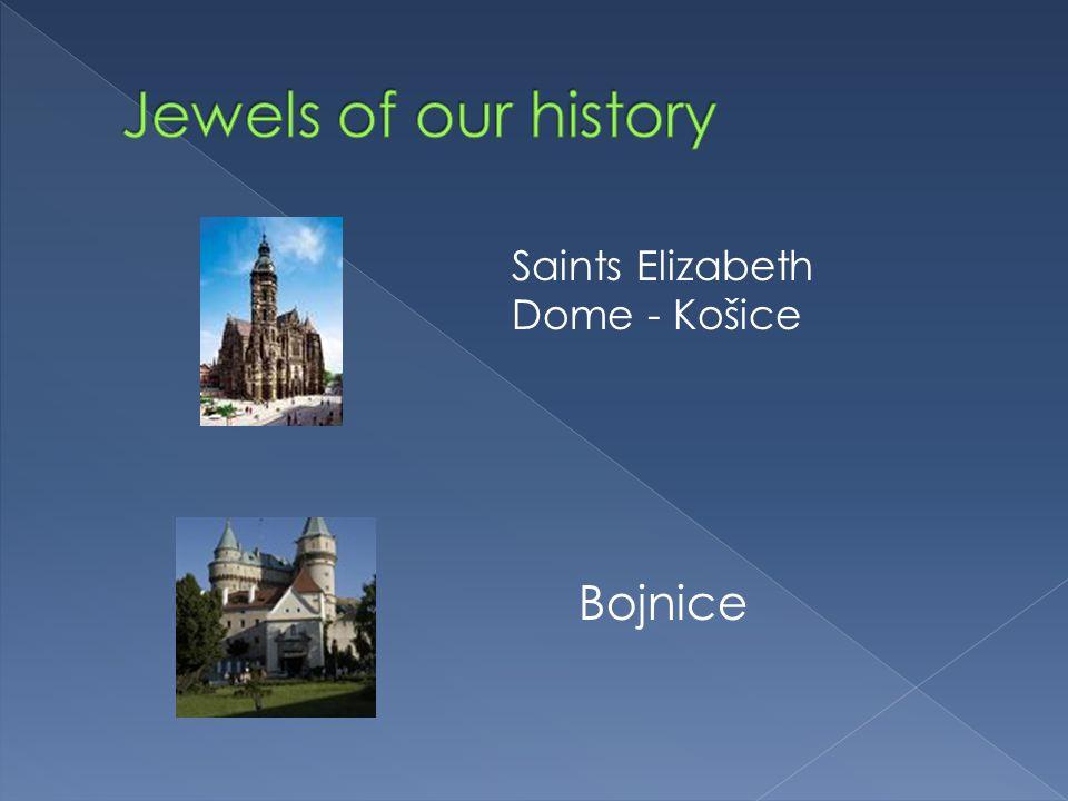 Saints Elizabeth Dome - Košice Bojnice