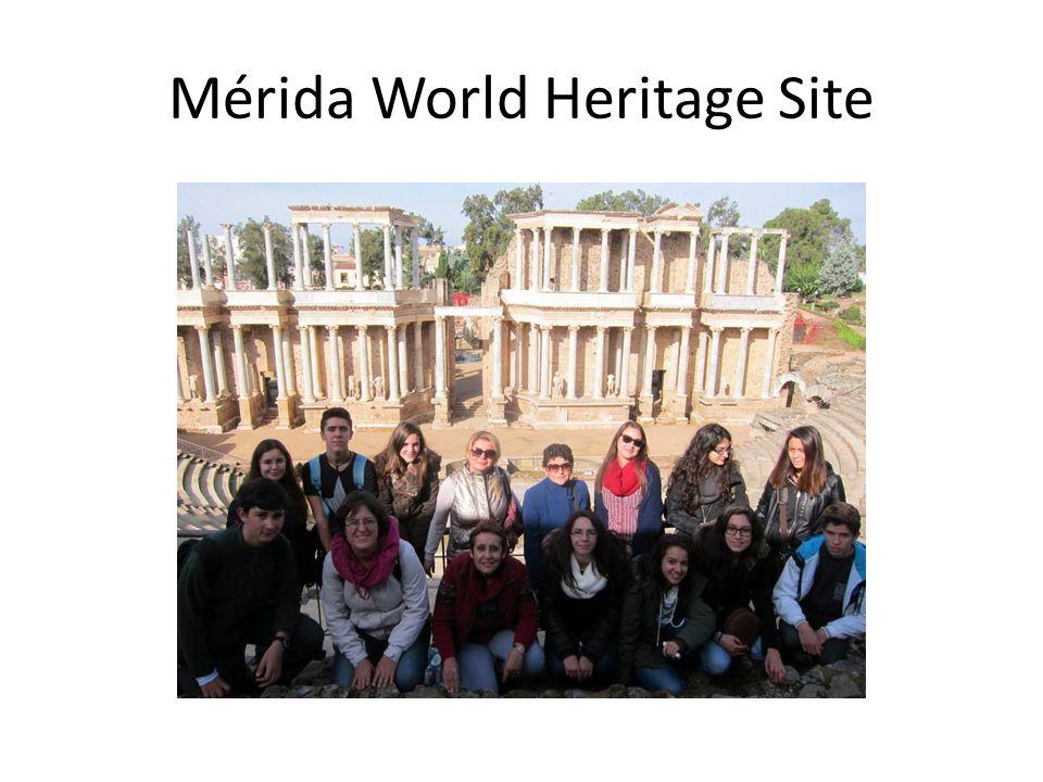 Mérida World Heritage Site
