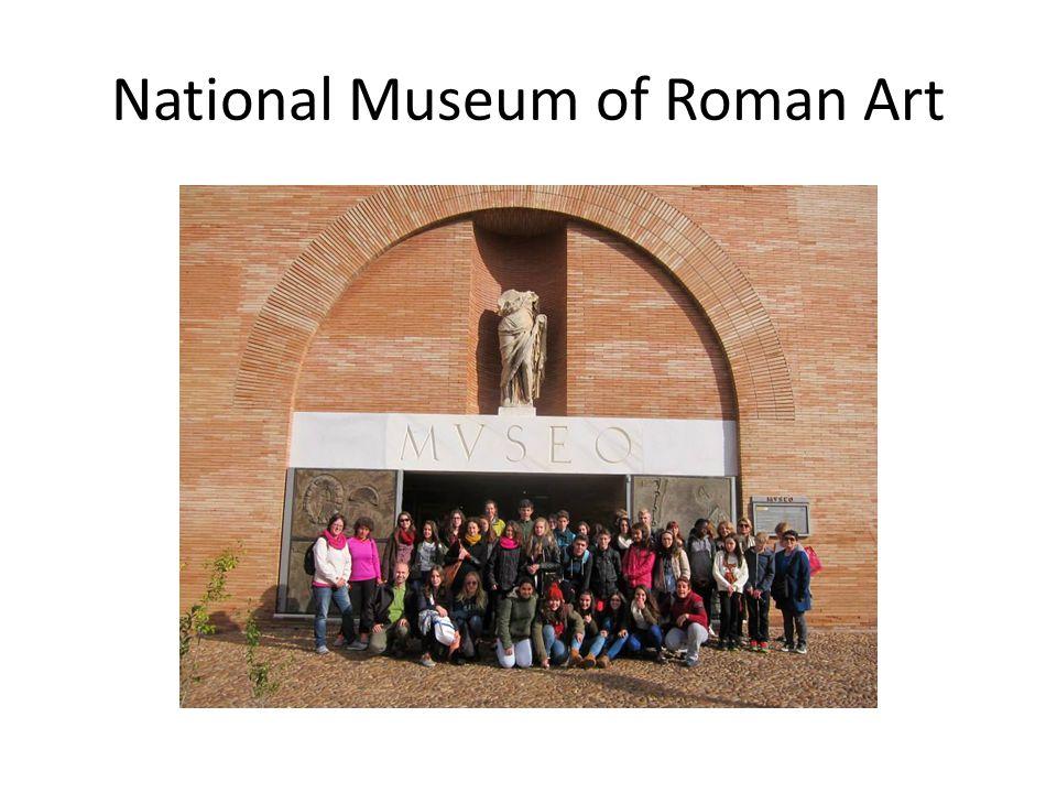 National Museum of Roman Art