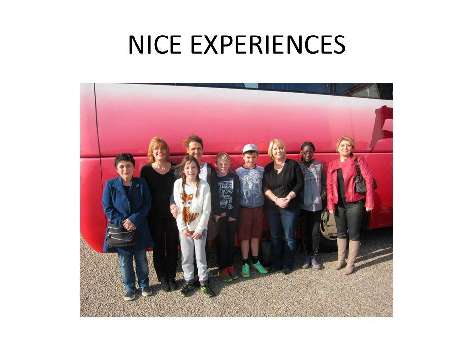 NICE EXPERIENCES