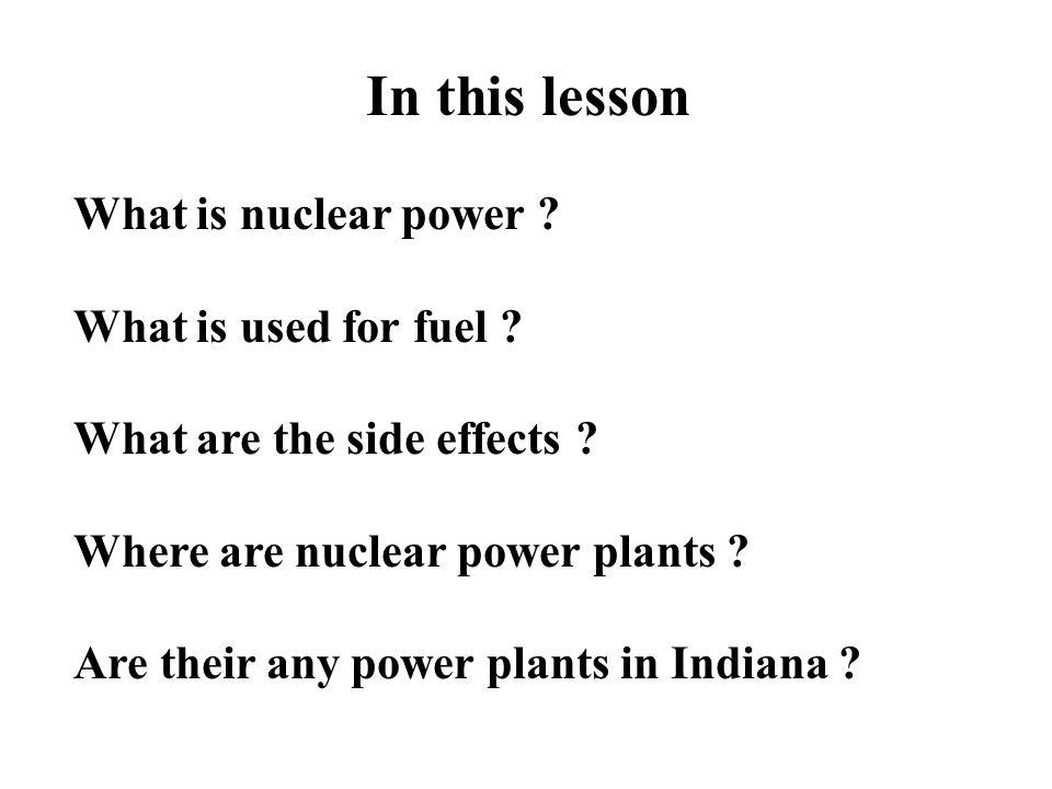 Based on the splitting of atoms