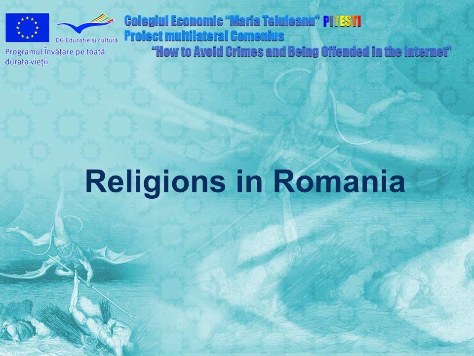 Religions in Romania