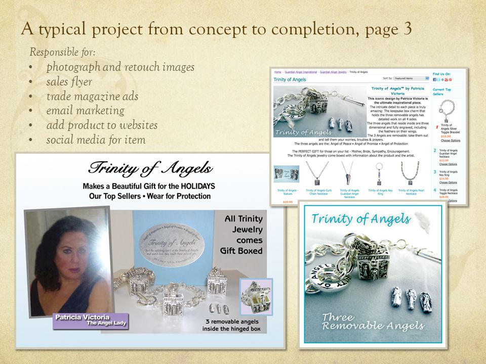 A typical project from concept to completion, page 2 2.
