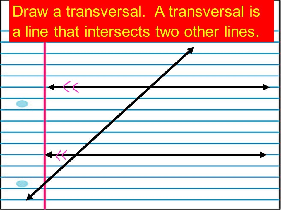 Are there other angles that are congruent?