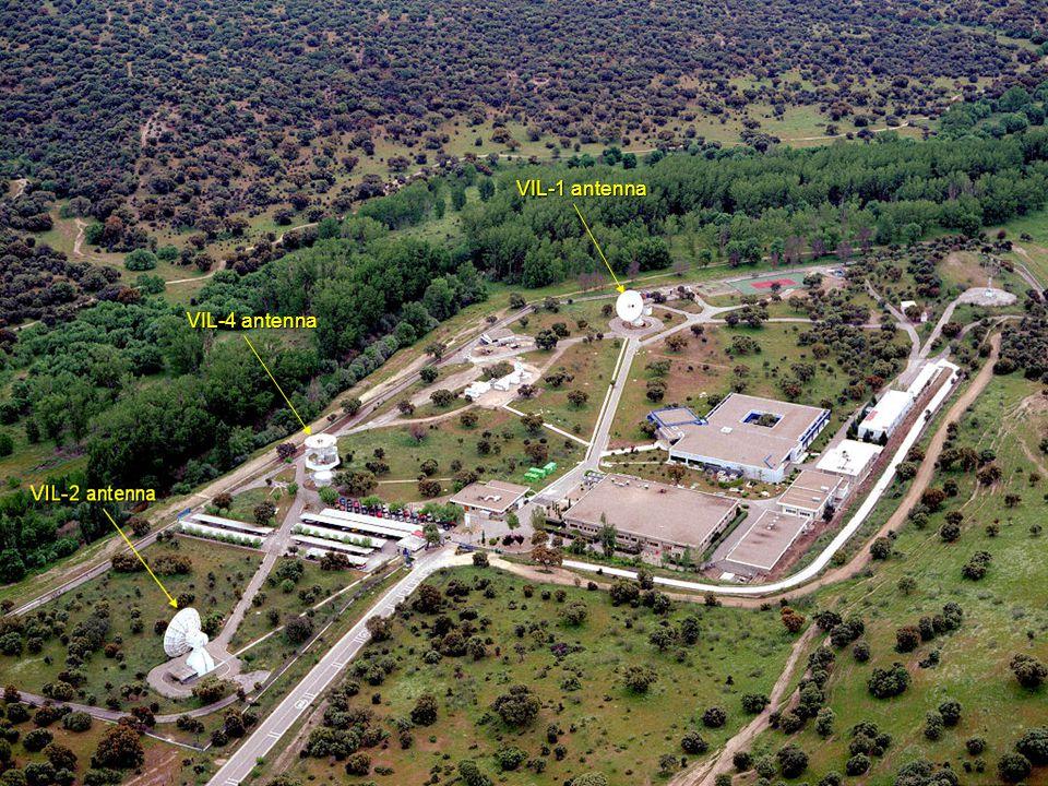 VIL-4 antenna VIL-1 antenna