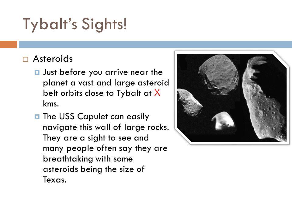 Tybalt's Sights.