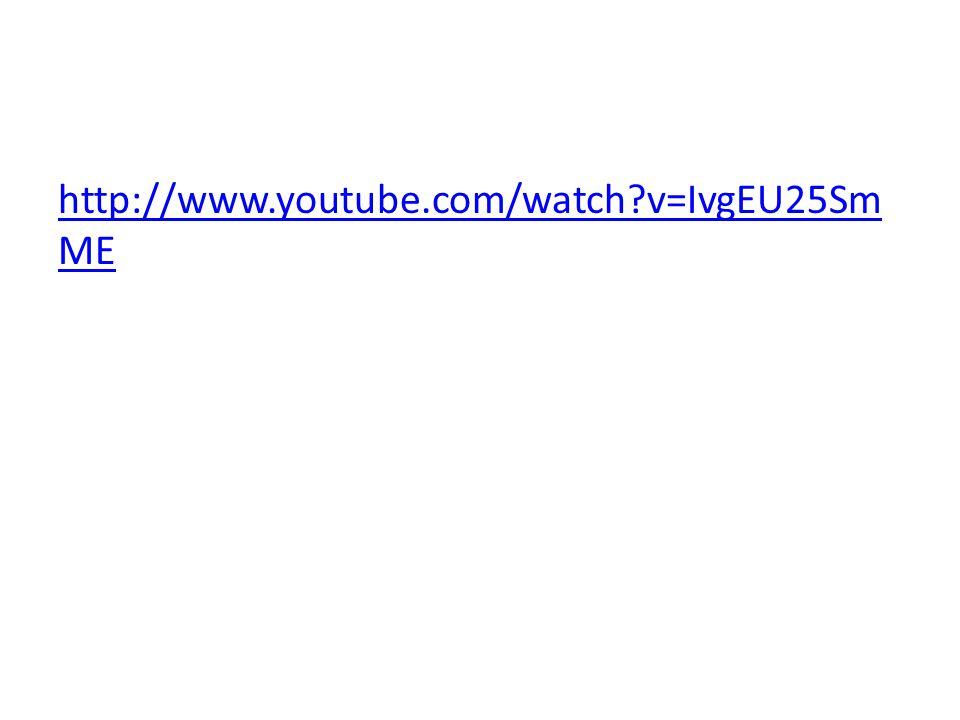 http://www.youtube.com/watch v=IvgEU25Sm ME