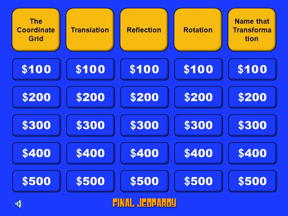 Translation: $500 Question