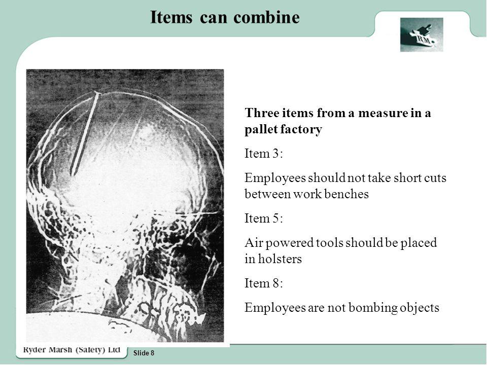 Slide 9 A Tragic Example…