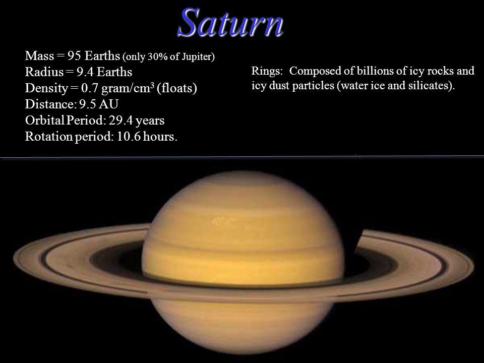 © 2005 Pearson Education Inc., publishing as Addison- Wesley Jupiter – King of the Planets Mass = 0.001 solar (318 Earth masses), Radius = 10.5 … 11.2