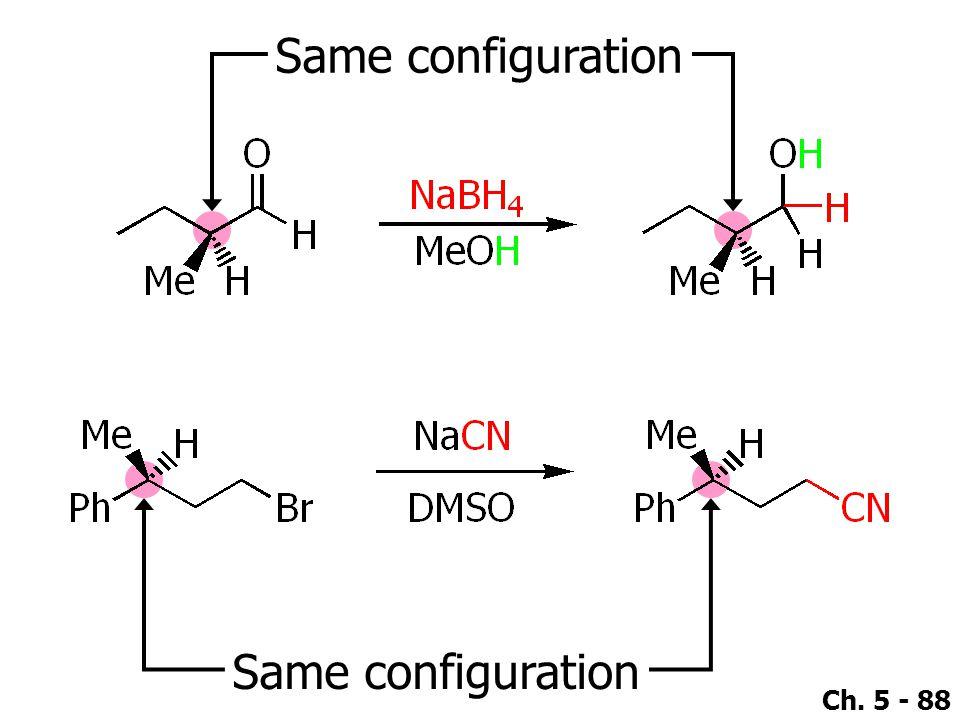 Ch. 5 - 88 Same configuration