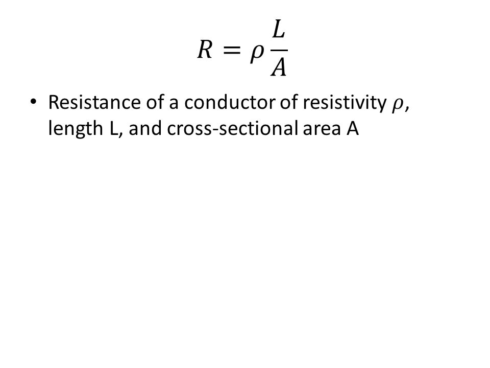 Resistivity changes as a function of temperature.