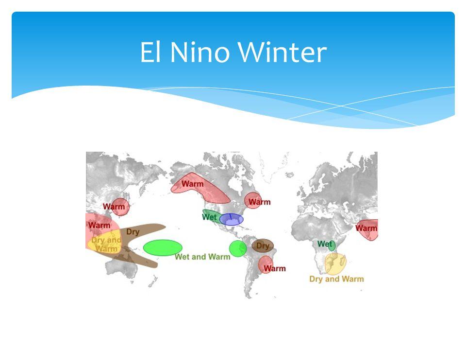 El Nino Winter