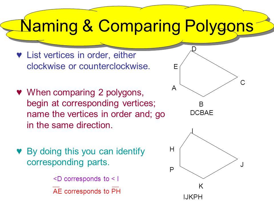 Worksheets Congruent Polygons Worksheet congruent polygons worksheet intrepidpath 4 1 naming paring list