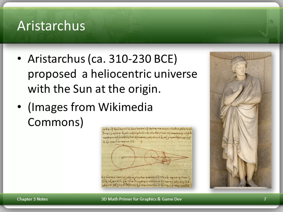 Aristarchus Aristarchus (ca.