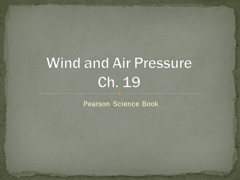 Winds move from higher pressure to lower pressure and are deflected to the right or left by Earth's rotation.