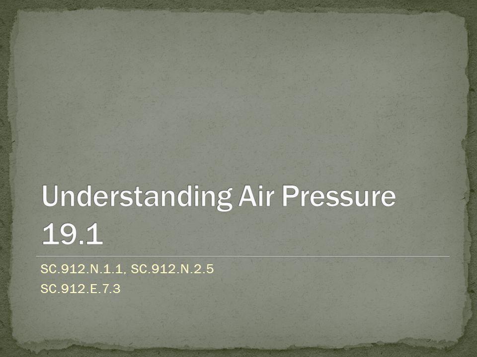 SC.912.N.1.1, SC.912.N.2.5 SC.912.E.7.3