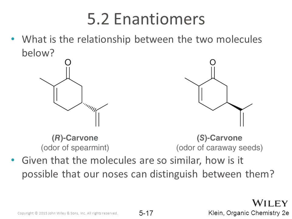What is the relationship between the two molecules below.