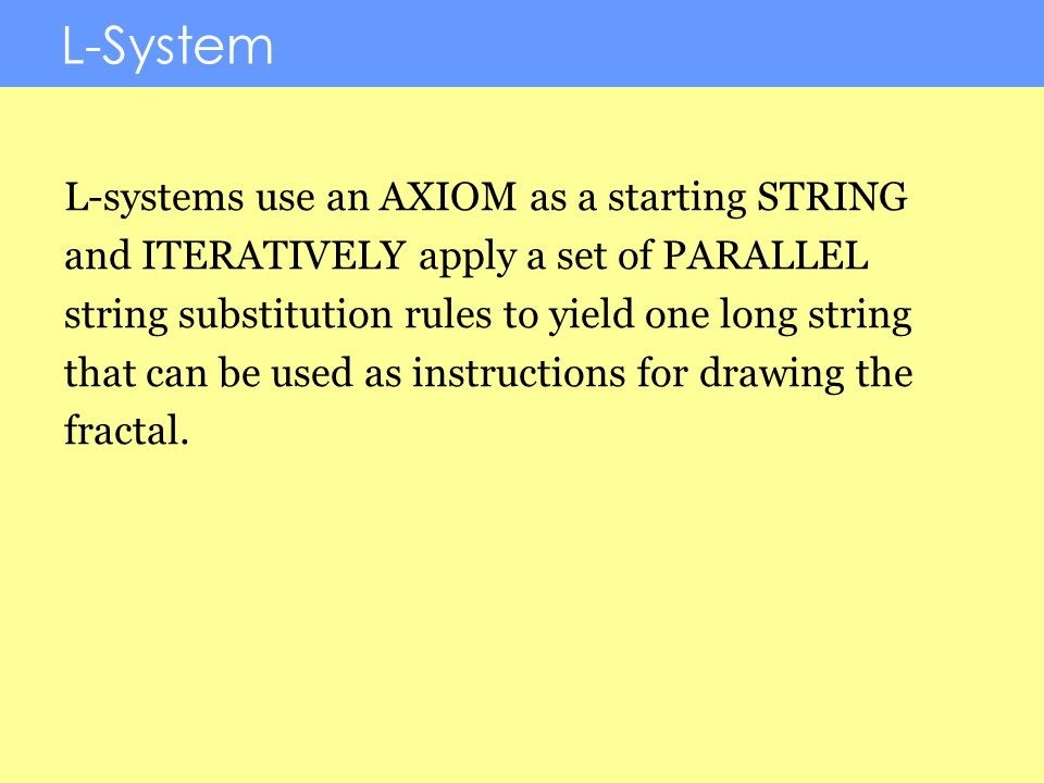 Language Remember that the Finite State Automata can generate a language we called Regular Expression.